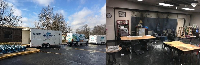 Horace-Mann-Elementary-School-Huntington-Indiana_Fire-Damage_Protechs-Restoration6