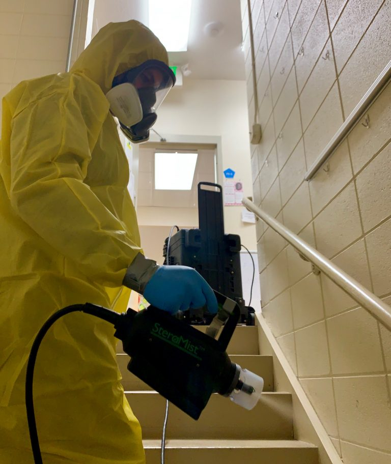 COVID-19 Residential and Commercial Deep Cleaning & Decontamination