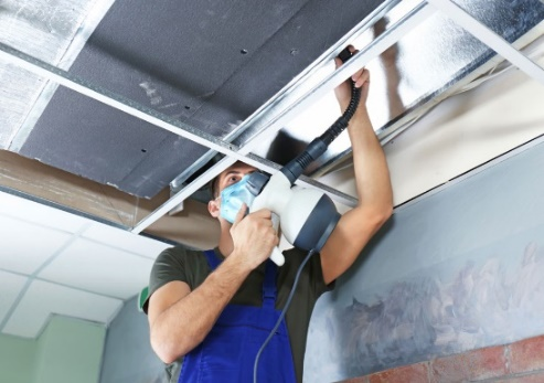 Protechs Restoration Air Duct HVAC Cleaning